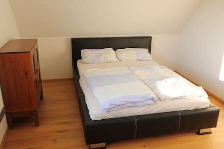 Modernes Zimmer in großzügiger Wohnung bei Achern - Seluruh Tingkat