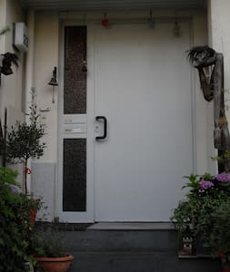 gemütliches Zimmer 15 min -> Hbf - Casa