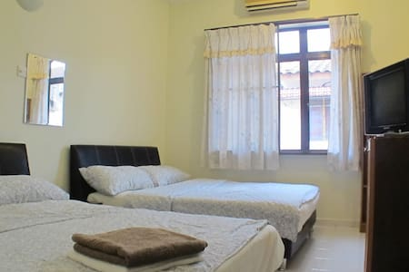 JusInn 2 Queen Beds Room - Ipoh