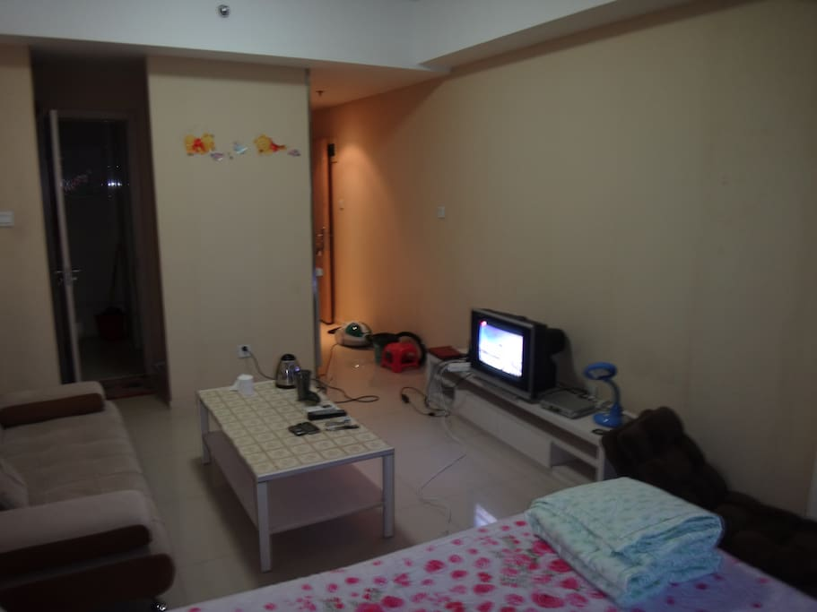 Lovely Soho 1 bedroom in Qingdao