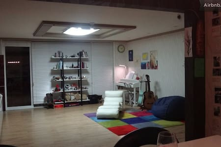Spacious Modern Apt in Daegu(2)