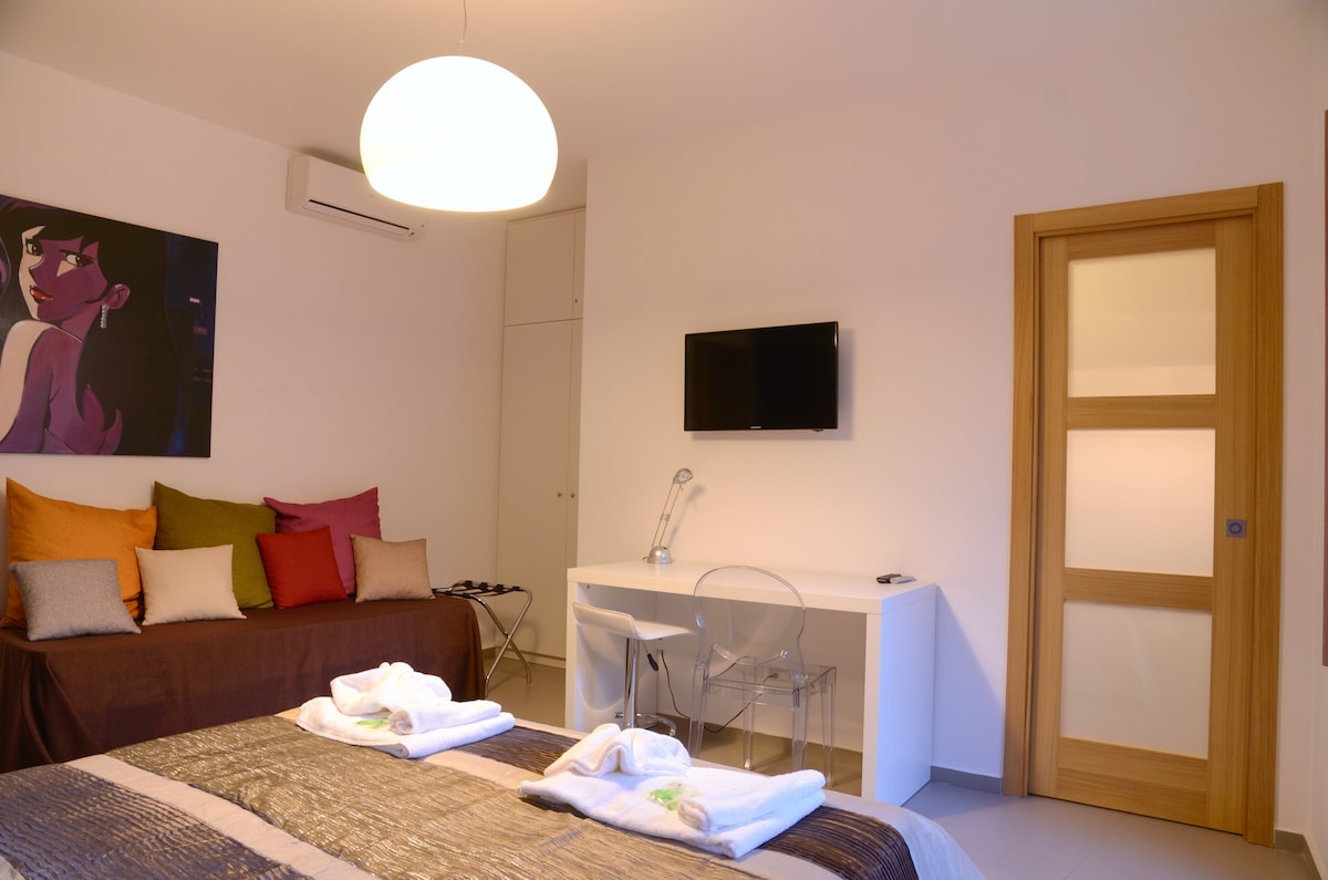 4 bedroom apartment in Agrigento