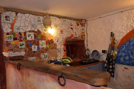 La casa  de  RODRIGO TARENSI - Cogollos de la Vega - Casa