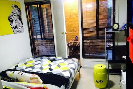 Cozy balcony guest room near North Adelaide & City - Ovingham - Apartment