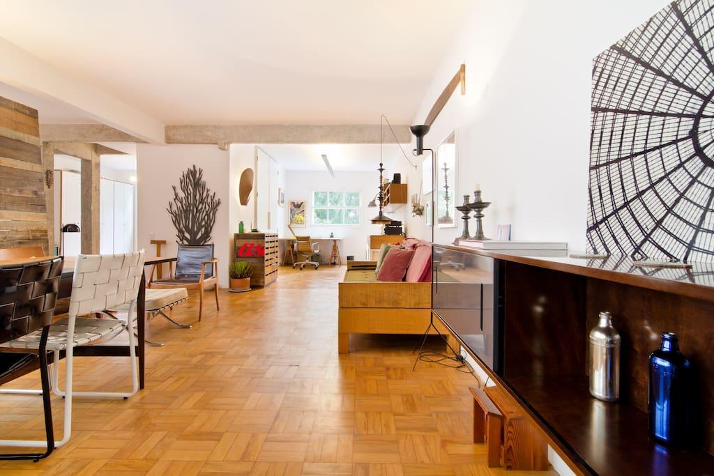 Apartment/Loft Pinheiros SP