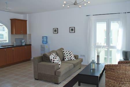 Beach apartment in Cyprus. - Apartment