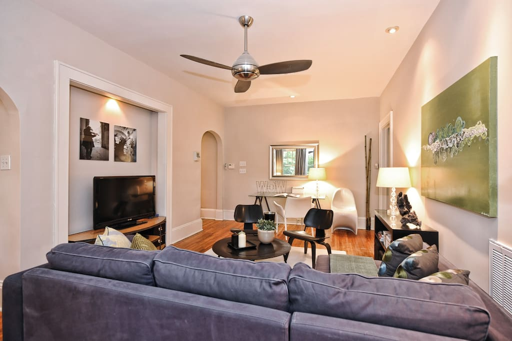 Myers Park Furnished Apartment