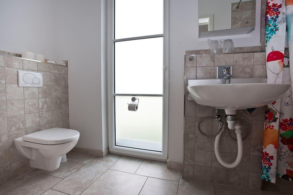 Badezimmer Toilette