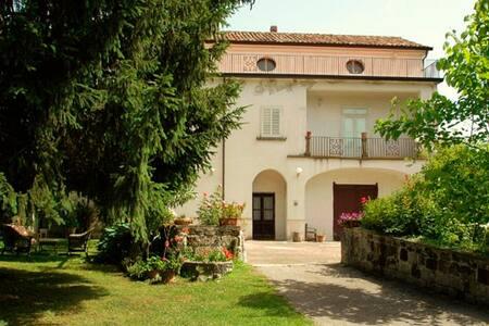 Mansarda in Antica Masseria - Versano di Teano (CE) - Apartment