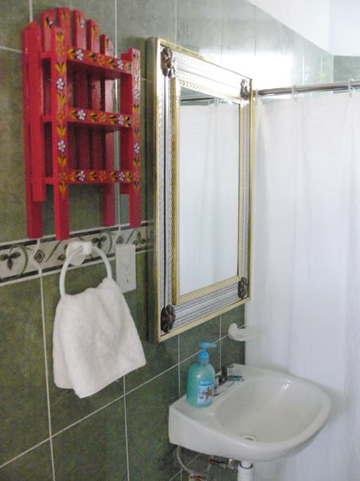 Retablo Suite bathroom