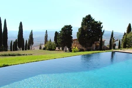 Authentic Tuscan Farm with Pool - Sarteano
