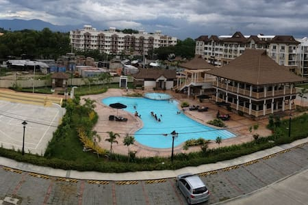 One Oasis 2 bed apt secure complex. - Davao City - Appartamento