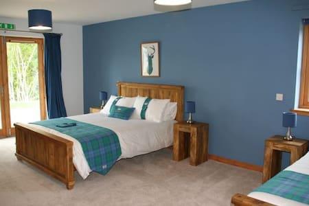 Balachladaich B&B Loch Ness- Family - Bed & Breakfast