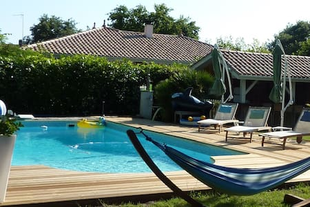 Appartements maisons et villas avec piscine andernos - Piscine andernos les bains ...