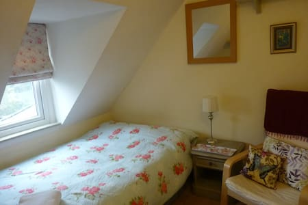 Small Double in Leafy Teddington - Appartement