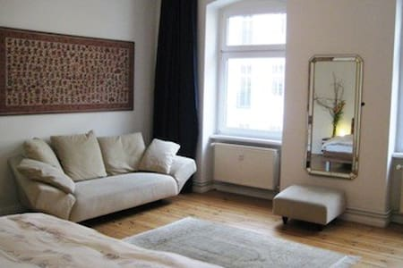 Holiday apartment in Berlin Mitte