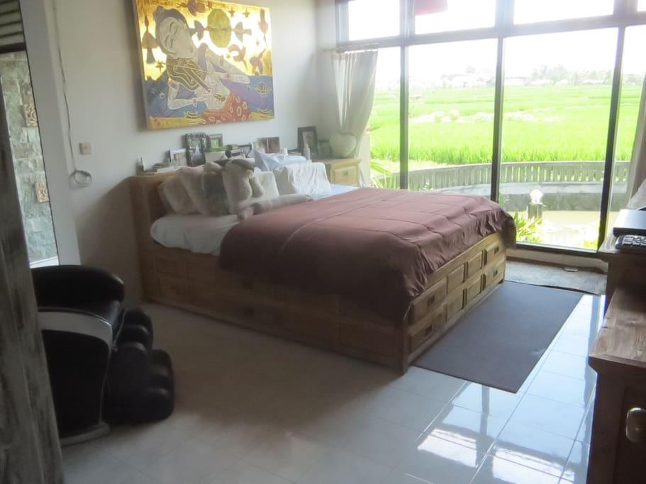 Ubud, Bali 2 bedroom/2 bath villa