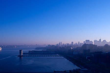 Luxury 1BD Amazing NYC views - Lakás