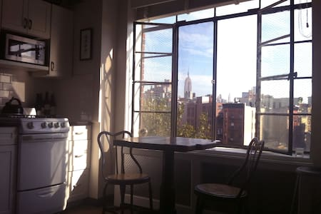 Great Studio in W. Village - NYC!