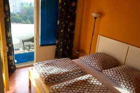 Picture of Nice room w. balcony in Frankfurt