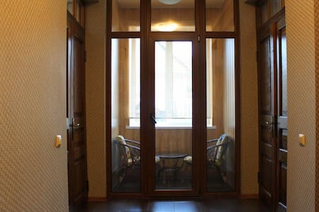 Трехкомнатная квартира класса Люкс  - Wohnung