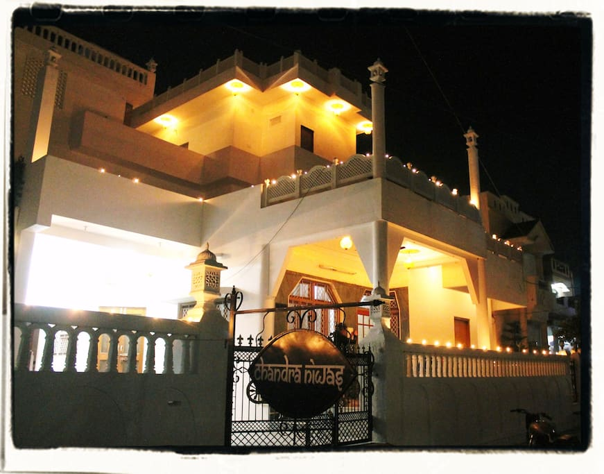 Experience Udaipur With us