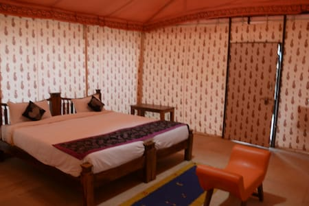 Luxurious Camp Stay in Dunes! - Tenda