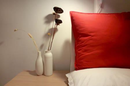 A sweet room望京高档小区温馨公寓 - Beijing - Apartment