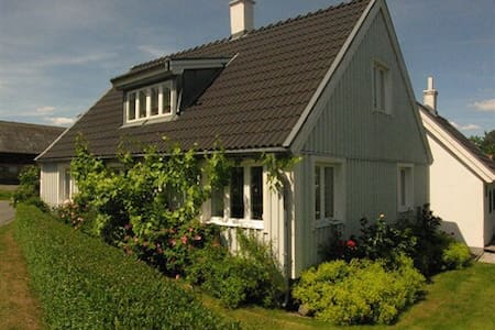 Charming house in genuine village - Huis