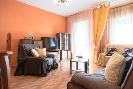 Habitación con ambiente familiar - Madrid - Wohnung