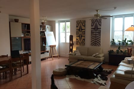 Apartament Villa Conti Reina Como Lake - Como - Leilighet