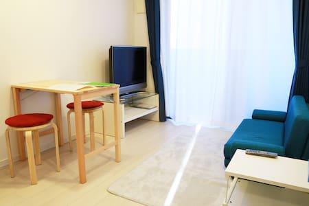 40sq.m. Tokyo TTyler's Condominium ShibuyaSt 3min! - Setagaya