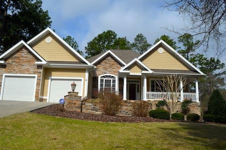 Private Family Friendly Home - Pinehurst 6 - House