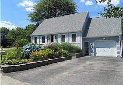 Narragansett, RI Bonnet Shores Home - Dom