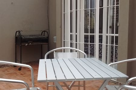 Belgrano! Sunny Apartment with own terrace and BBQ - Buenos Aires - Apartment