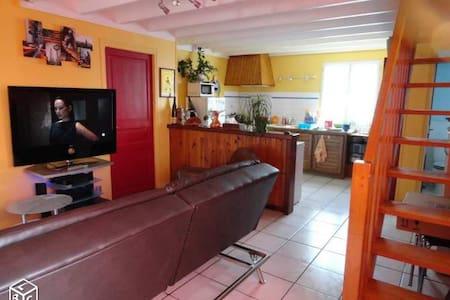 maison de 70m² / residence privée - La Jarne