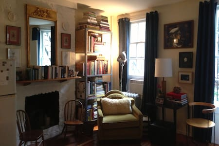 Charming and cozy west village apt