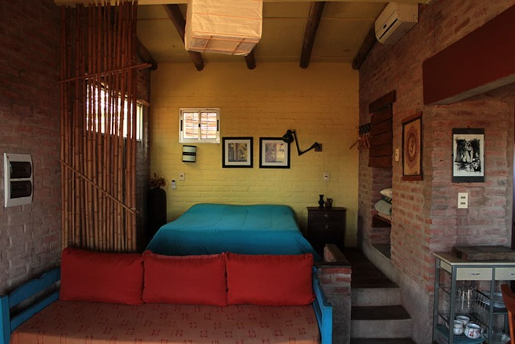 Lima Orange loft three