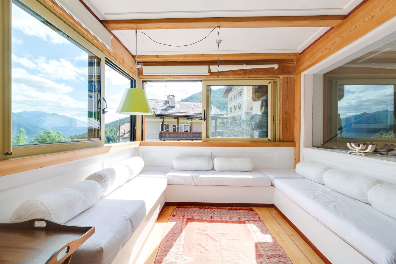Amazing house in the Dolomiti Alps