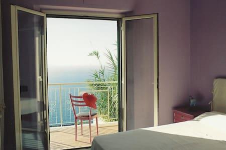 Esclusiva Villa Panoramica su Eolie - Ceramida-pellegrina