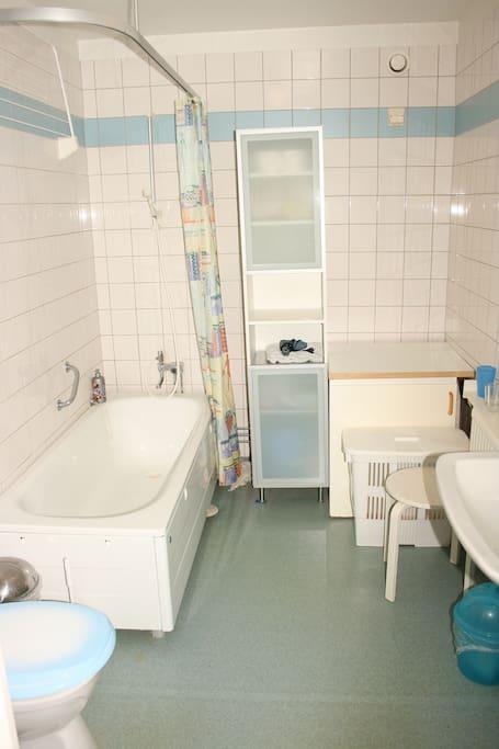 Single room in central Stockholm