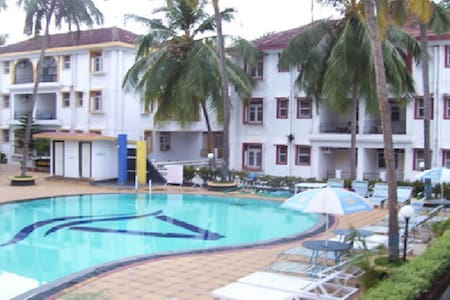Furnished 2Bhk apt at 3* resort