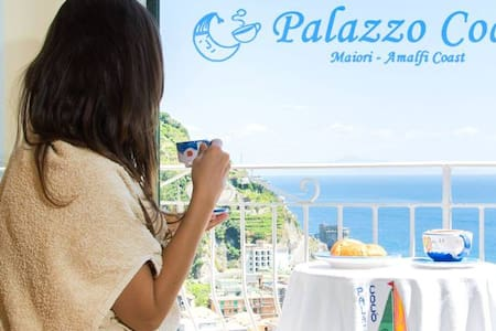 Palazzo Cocò B&B - Maiori - Bed & Breakfast