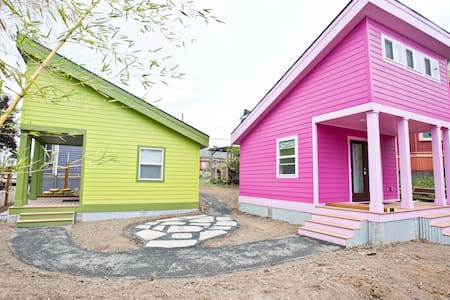 Little Pink House off Mississippi - Portland - Haus