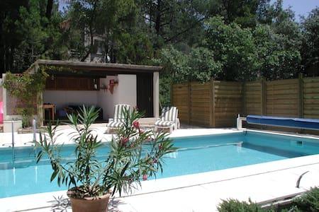 Studio Provence Mont Ventoux Bédoin - Apartment