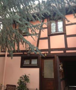 Alsace-Petite Maison de caractère  - Brumath