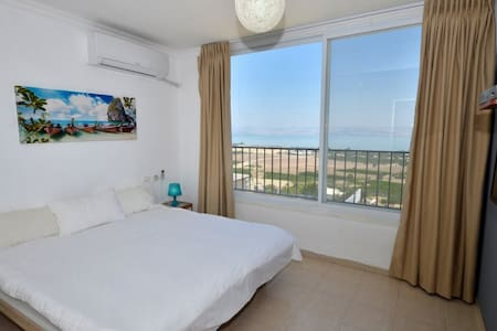 Villa with Private Pool  & sea view - Migdal