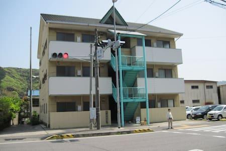 An apartment near kii-Yura station. - Yura, Hidaka District