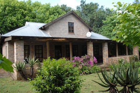 Molly's Garden Cottage - Casa