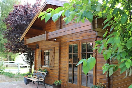 Blockhouse Nicks Lodge - Hatten - Cabana